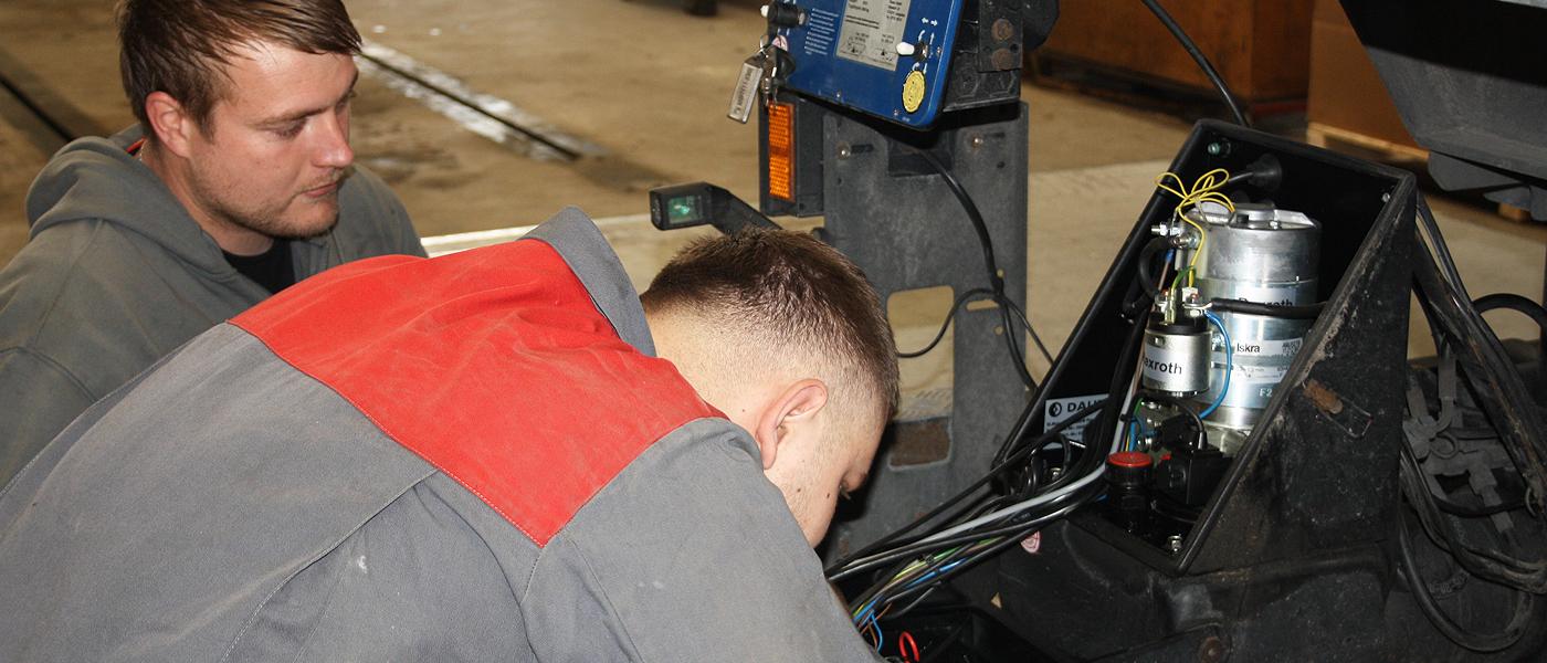 goldbrunner hebe und foerdertechnik reparatur und wartung engin grossraum muenchen